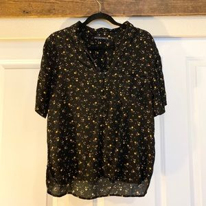 NWOT Abercrombie button you shirt
